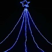 Blue Waterfall Light-510180