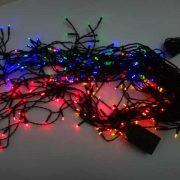700L Multicolor Icicle Lights-510339