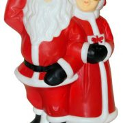 Blowmould-86 cm Mr & Mrs Clause--611333