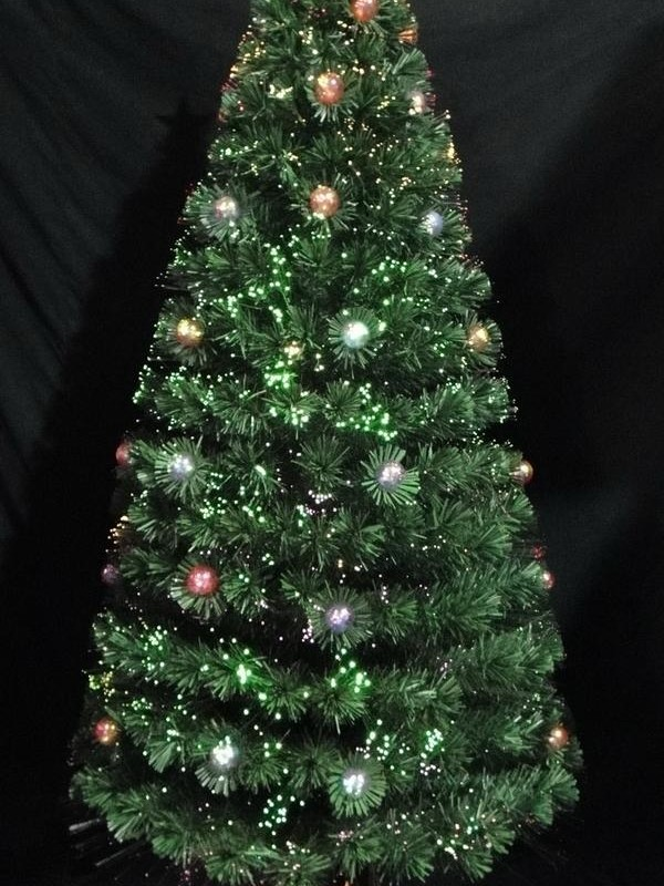180 cm Fibre Optic Tree-510374