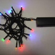 L.E.D Battery Powered Lights-510108