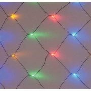 L.E.D Multi Coloured  Net Light-510124