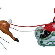 Blowmould-Santa