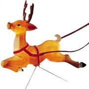 Blowmould-86cm Reindeer-616490