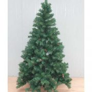 1.8  mtr Green Tree with Pinecones-510297