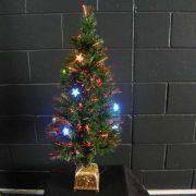 Rainbow Fibre Optic Tree-1.5mtr(5ft)-510177