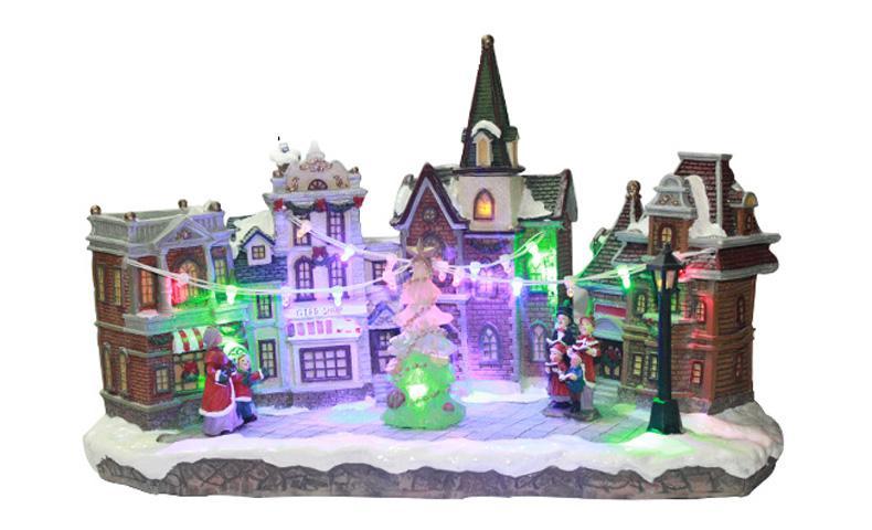 Christmas LED  Village-600539