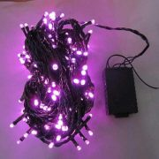 150L String Lights-5 mm Bulb-Purple-510276