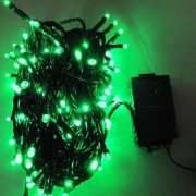 150L String Lights-5 mm Bulb-Green-510277