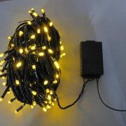150L String Lights-5 mm Bulb-Yellow-510278