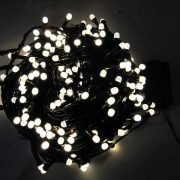 300L String Lights-Bulb 8 mm-Warm White-510272
