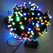 100L String Lights-Bulb 8 mm-Multicolor-510269