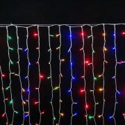 400L Multicolour Curtain Light-510213