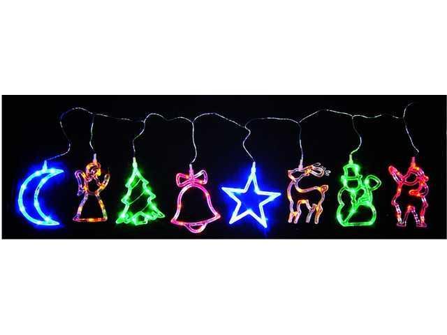 48L Decorative Curtain Light-Multicolor-510312