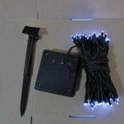Solar 100L White String Lights-510236