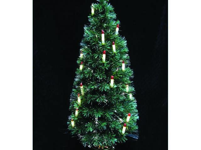 1.5 mtr Fibre Optic Warm White  Tree-510307