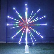 LED Multi Color Firecracker Light-630001