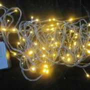 100L Warm White String Lights-510330