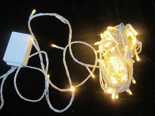 100L Warm White String Lights-510331