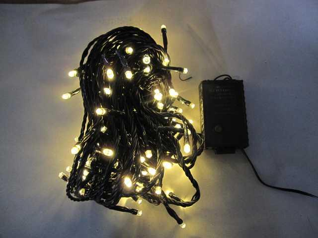 150L String Lights-5 mm Bulb-Warm White-510279