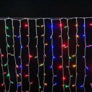 400L Multicolour Curtain Light-510213