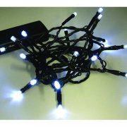 50L Battery Powered White String Lights-510337