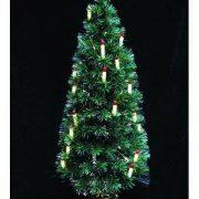 1.5 mtr Fibre Optic Warm White  Tree-510307